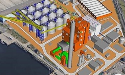 TeesREP Biomass Power Station Project