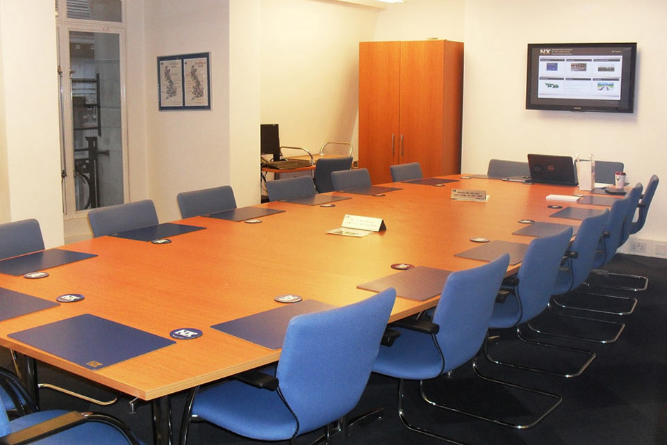 NJCECI Council Room